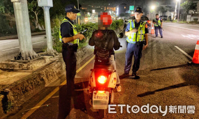 泰男酒後騎車遭警攔查 法官判2月