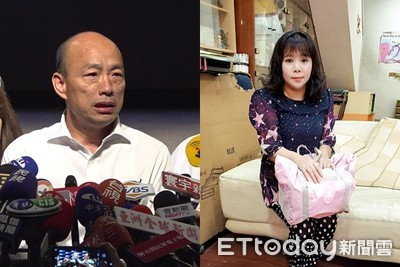 韓國瑜民調落後 鳥卦師斷言:一定選不上