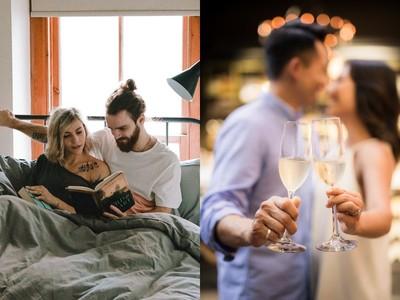 讓愛情更長久的3個秘密 一起喝酒