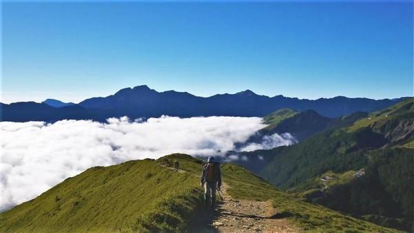 ▲台湾IG打卡登山点。(图/Tripbaa趣吧!亚洲自由行专家)