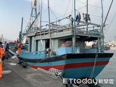 越南漁船偷越界捕魚 漁業署重罰100萬