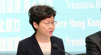 香港通過禁蒙令 韓競辦:並非治本之策