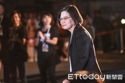 為國慶光雕展點燈!蔡英文邀國人體驗台灣的美好與感動