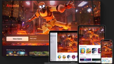MacOS Catalina用戶可直接下載Apple Arcade