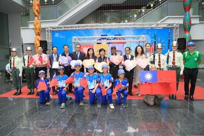 歡慶中華民國108歲生日 中市府推出史上3大好禮