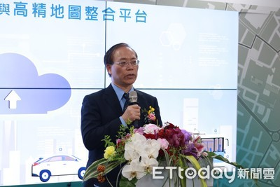 中華電舉辦「自動駕駛資訊整合平台暨高精地圖實證發表會」