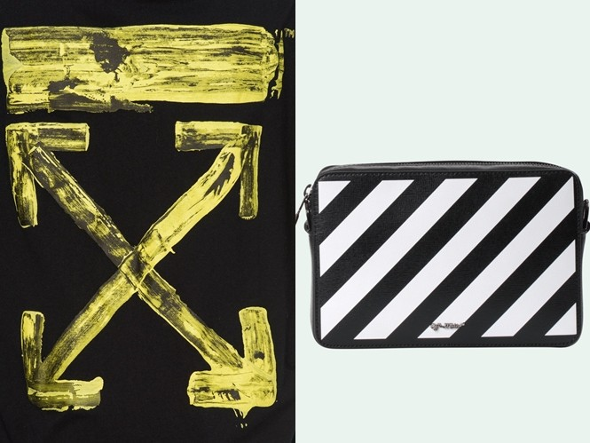 ▲Off-White更換新Logo。(圖/翻攝自IG@virgilabloh、Off-White官網、IKEA)