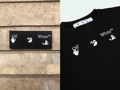 Off-White全新Logo設計曝光