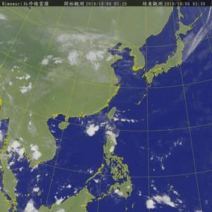 「哈吉貝」可能變強颱 2縣市防大雨
