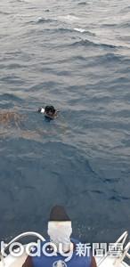 佳樂水發現氣瓶 6日仍未發現2失聯潛水客