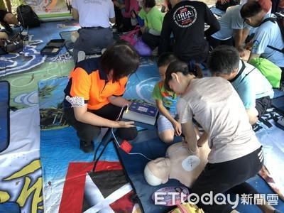 台南市致力提升民眾CPR執行率