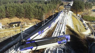 拒鐵路統一! 北韓私會日本求「斗內新幹線」:韓國的會翻車