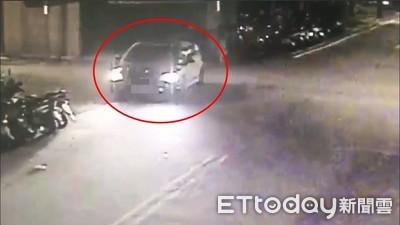撞12機車落跑!她驚:借朋友開 24歲男卻陳屍路邊