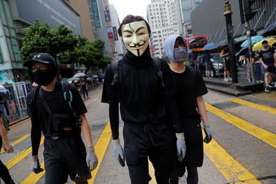 港媒批民進黨:吃香港豆腐還要吃多久?