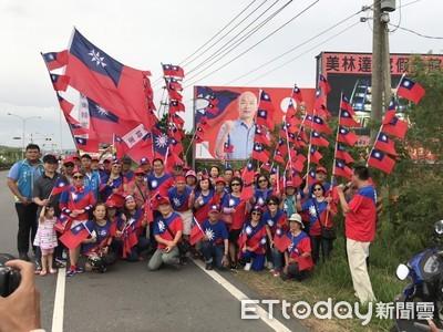 恆春韓家軍展現庶民力量 12小時募12萬