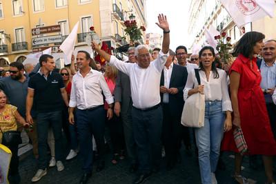 靠中資拚經濟 葡萄牙左派力求國會過半