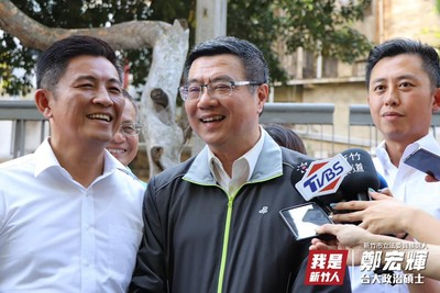 卓榮泰:民進黨不分區名單共識將形成