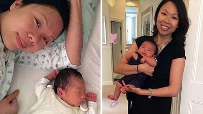 華裔母自豪「坐月子不洗澡」意志強!歐美友人嚇到吐:妳全身細菌抱小孩?