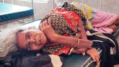 「95歲癡呆母」餓暈在路邊!四個兒女互推扶養責任,要求送回療養院