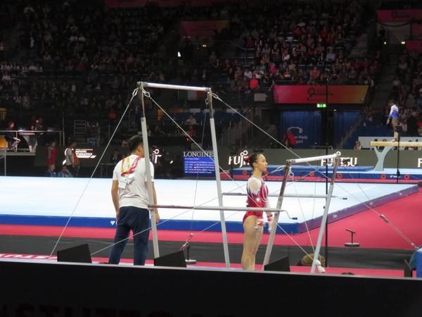 東奧延期1年體操丁華恬加強高低槓 增競爭力放眼2022亞運