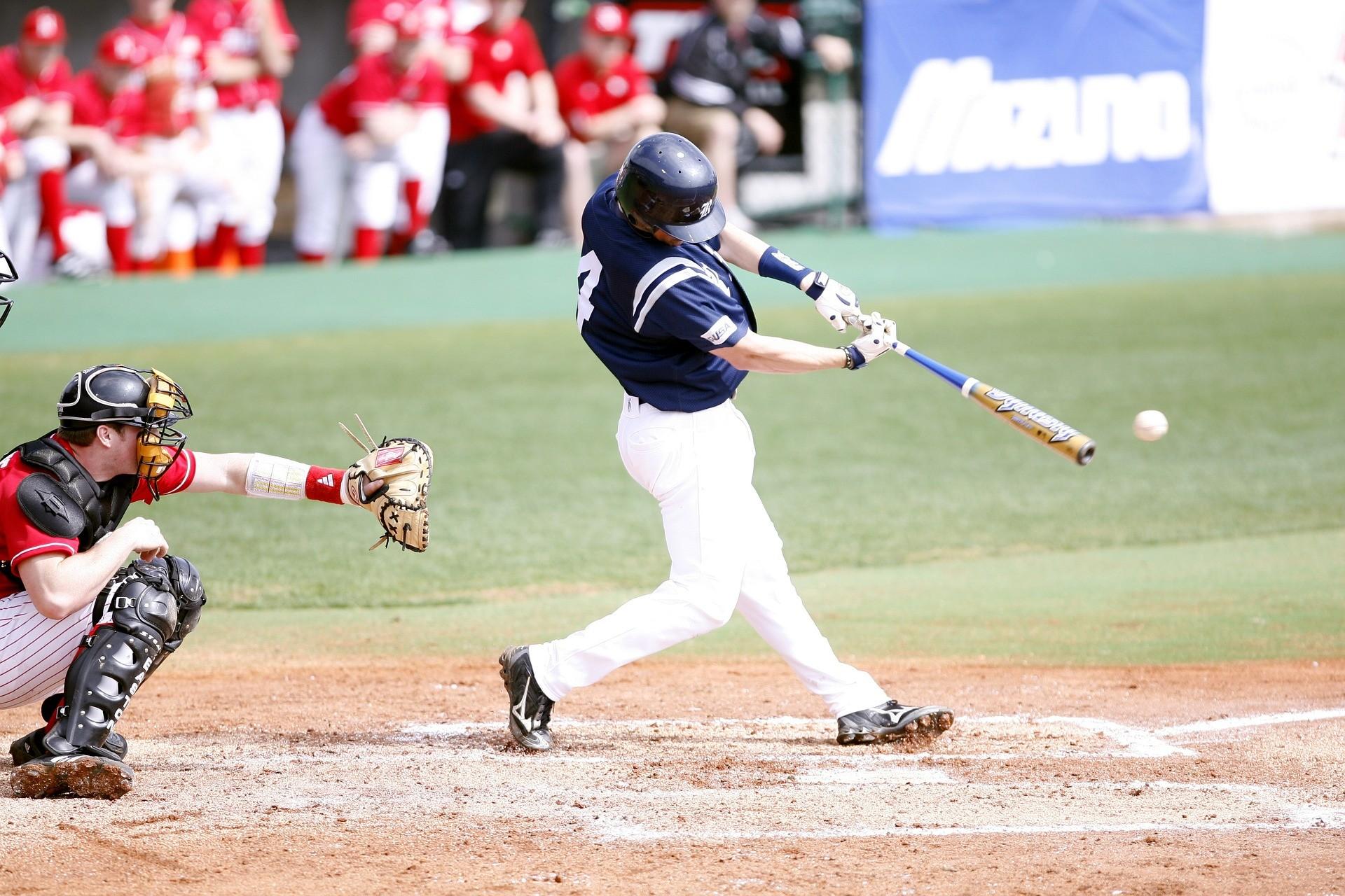 ▲▼棒球。(圖/取自免費圖庫Pixabay)