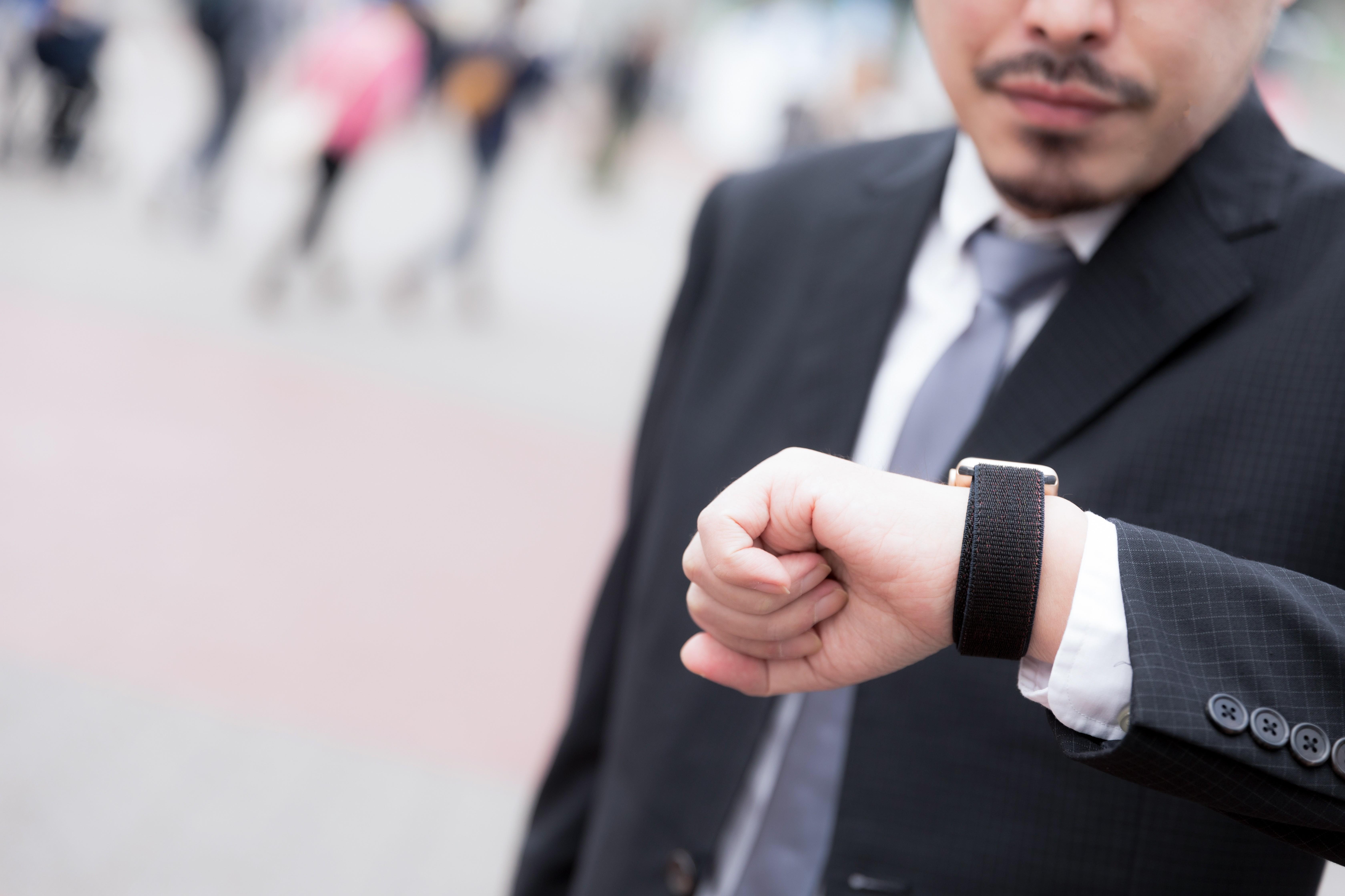▲▼手錶,看時間,上班族。(圖/取自免費圖庫pakutaso)