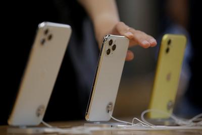 華為在日銷量擠進前十名 挑戰iPhone