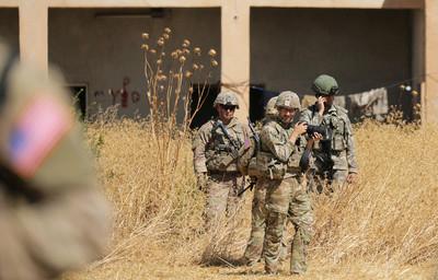 美軍中東「大撒兵」7000人對付伊朗