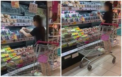 大媽爆襲「超市草莓」 嫌品質差「每盒打開人工揀選」