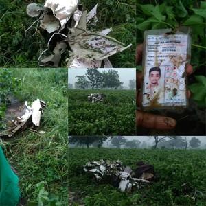 印度3天內2起墜機意外 飛行員全遇難