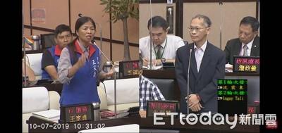 台南市政府首件官告民案