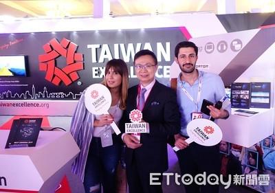 拓展東歐及中東市場 台灣精品首度到亞美尼亞展現智慧科技實力