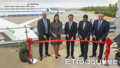 長榮航空波音787-10新機今抵台 搶攻澳洲、加拿大市場助攻營運可期