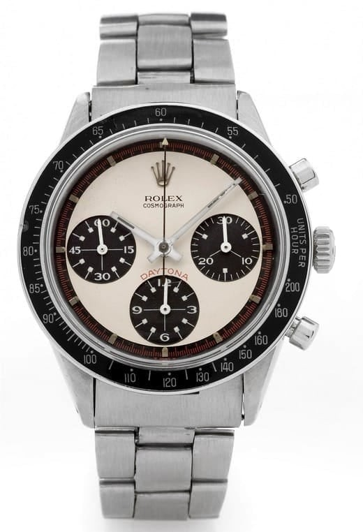 ▲Daytona 6241「Paul Newman」。(圖/翻攝自Bob`s Watches官網)