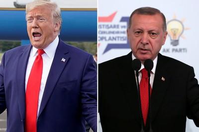 川普威脅土耳其:敢越線就摧毀經濟