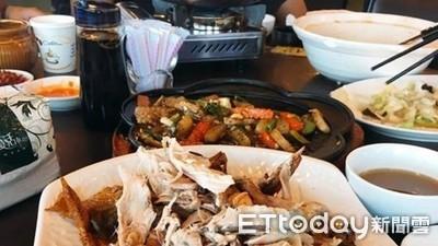 一家人爽吃熱炒!外傭忙餵1大2小「只能吃菜湯拌飯」 雇主冷譏:那麼胖還吃