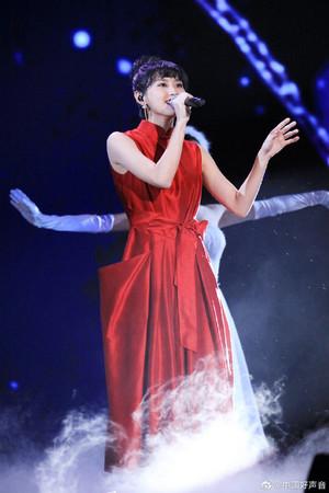 ▲《中國好聲音》冠軍誕生。(圖/翻攝自微博)