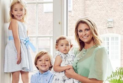 瑞典國王宣布取消「5名王孫」頭銜