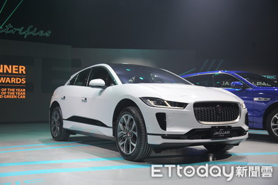 Jaguar I-Pace雙車型333萬起上市