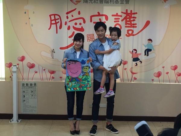 ▲福原愛透露女兒會幫忙把日文翻譯成中文給婆婆聽。(圖/記者翁子涵攝)