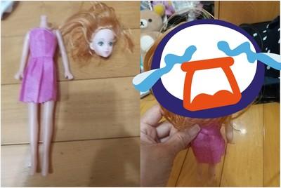 越南夜市買芭比娃娃!OL陰影超重