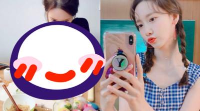 潤娥穿「大媽碎花圖案衣」hold住 網友傻眼:那是睡衣?
