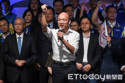 韓國瑜競選之旅行程!第一站屏東