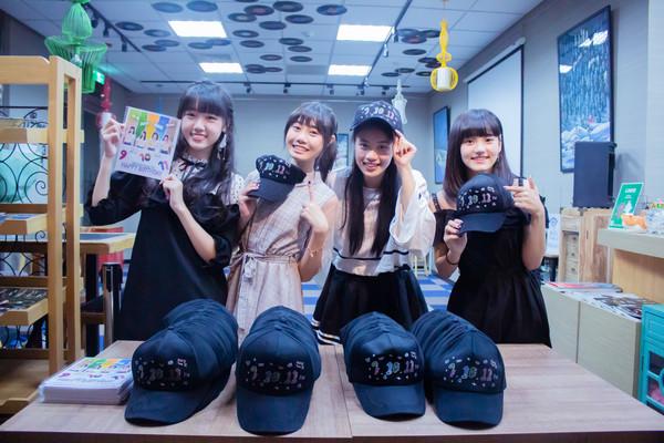 ▲ 團員自認加入AKB48 Team TP後成長許多。(圖/好言娛樂提供)
