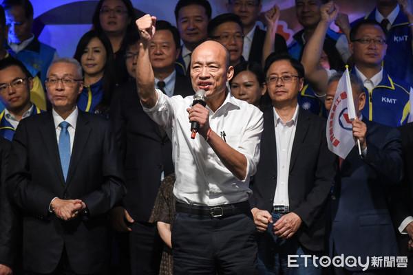 「兩岸不存在統一或獨立條件」 韓國瑜:一定拿著槍捍衛中華民國主權
