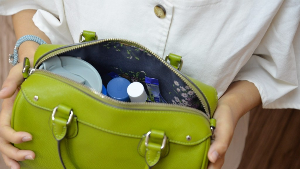 ▲What's in 藥師's bag?。(圖/女子學提供)