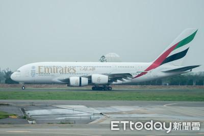 桃勤拖車出包 阿聯酋A380鼻輪受損