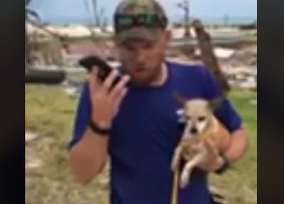 颶風毀家 12歲小吉失蹤5周返媽懷抱