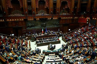 義大利砍1/3議員 省錢提升效率