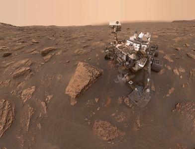 「好奇號」探索火星發現古老綠洲